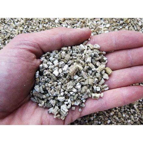 Vermiculite, agrivermiculite 2/5 mm (1 kg - c.a 9 lt)