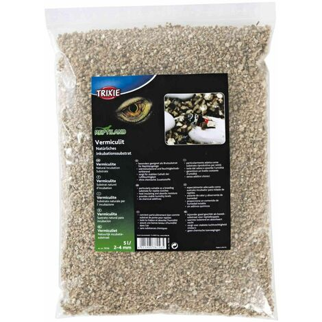 Vermiculite, substrat naturel d'incubation - 5 L