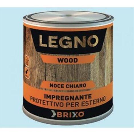 VERNICE IMPREGNANTE PROTETTIVO BRIXO WOOD Incolore 0.75Lt.