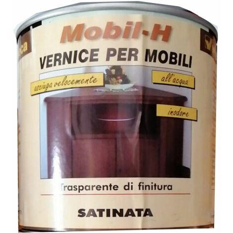 VERNICE INODORE X MOBILI FINITURA TRASPARENTE MOBILE MOBIL-H 750 ML VARI COLORI