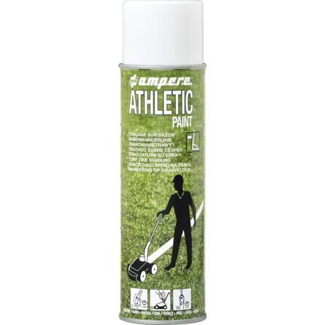 Vernice per Campi Sportivi - ATHLETIC PAINT - Pack 12 aerosol da 650 ml