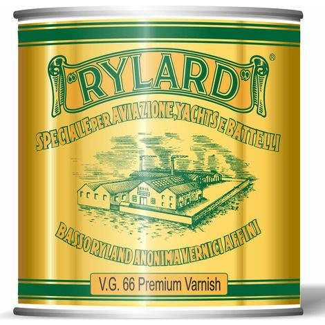 Vernice rylard vg 66 premium varnish brava 750 ml