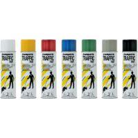 Vernice Traccialinee - Traffic Paint - Pack 12 bombolette da 650 ml