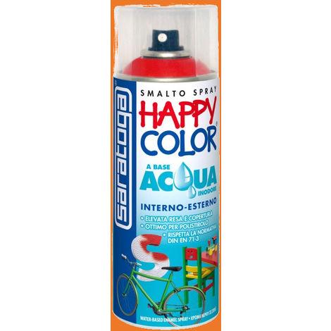 Vernici Spray Acrilici ad Acqua Happy Color Saratoga