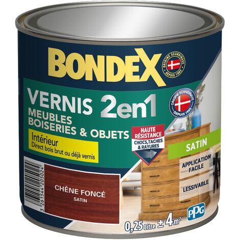 Vernis bois Bondex 0,25L Satin