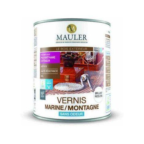 Vernis Bois Extérieur Qualité Marine / Montagne - MAULER
