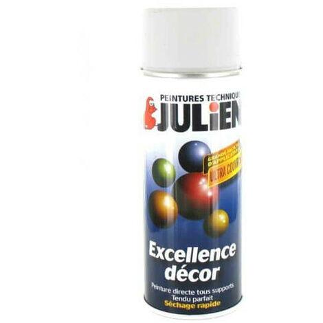 Vernis brillant aérosol Julien 400ml - Incolore