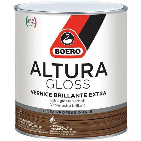 Vernis Brillant pour Bois Altura Gloss Neutre 0,75 L