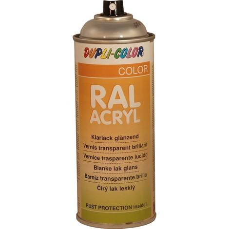 Vernis brillant -transparent RAL duplicolor 400 ml - MO158209