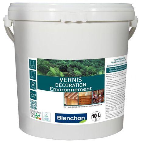 Vernis Décoration Environnement 10L - Incolore