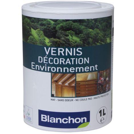 Vernis Décoration Environnement 1L - Incolore