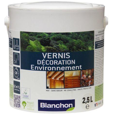 Vernis Décoration Environnement 2.5L - Incolore