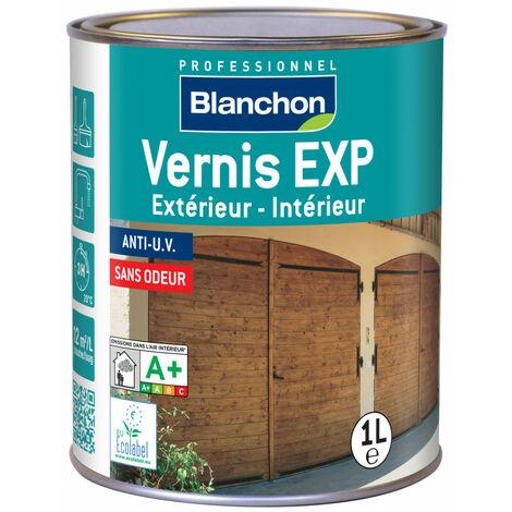 Vernis EXP Intérieur/Extérieur Blanchon 1L - Plusieurs modèles disponibles