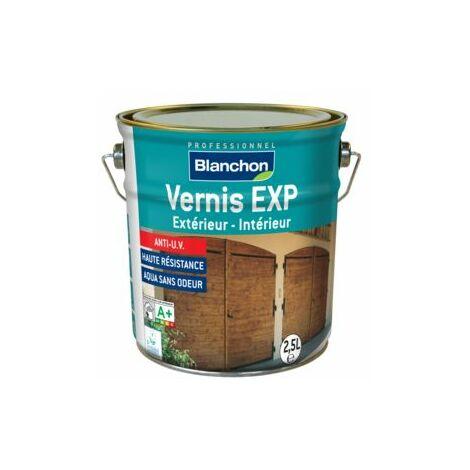 Vernis EXP Intérieur/Extérieur Blanchon 2,5L - Plusieurs modèles disponibles