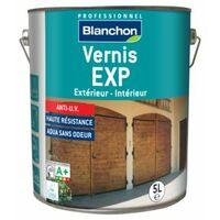 Vernis EXP Intérieur/Extérieur Blanchon 5L - Plusieurs modèles disponibles