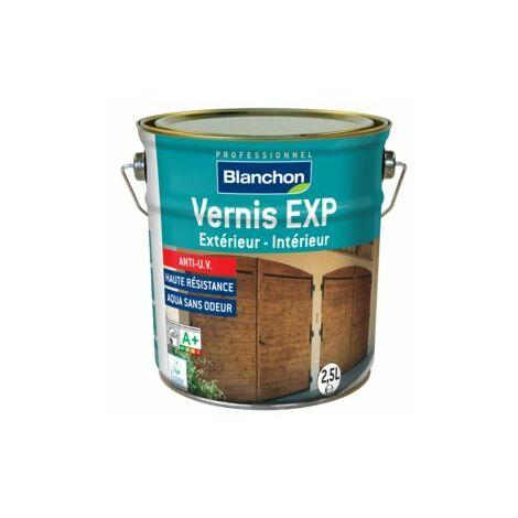 Vernis EXP Invisible bois brut 2,5L