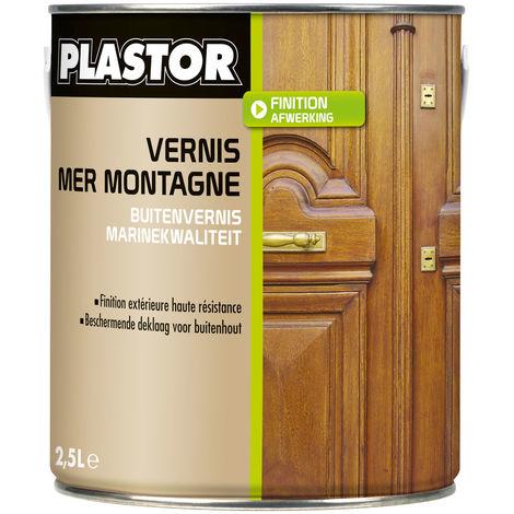 vernis ext rieur polyur thanne mer et montagne plastor 2. Black Bedroom Furniture Sets. Home Design Ideas