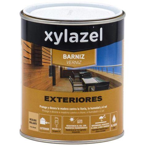 Vernis Extérieurs à l'Eau Xylazel 750 mL