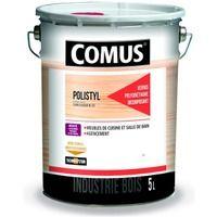 Vernis finition bi-couche polyuréthane Polystyl 2062 COMUS - SAT30 - 5 L - 7774