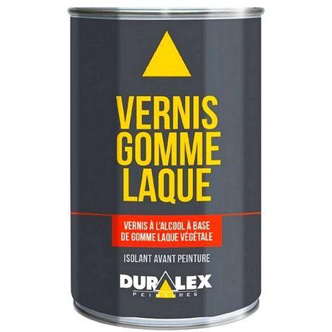 Vernis gomme laque DURALEX végétale INCOLORE