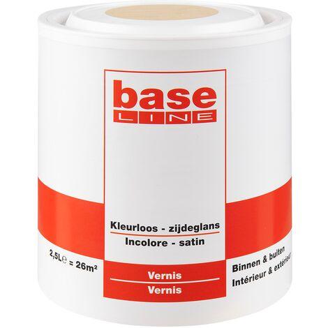 Vernis Incolore Intérieures et Extérieures 2.5L, Baseline