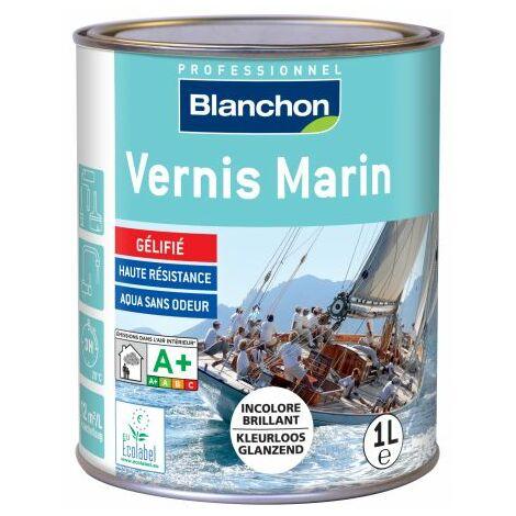 Vernis marin Incolore Doré Brillant 1L