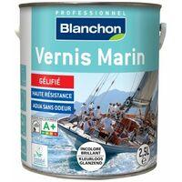 Vernis marin Incolore Doré Brillant 2,5L