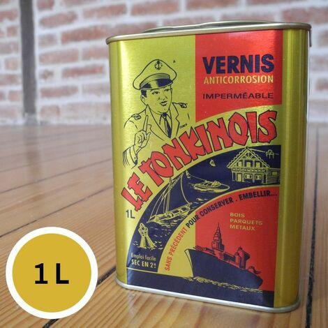 VERNIS MARIN LE TONKINOIS 1L (Vendu par 1)