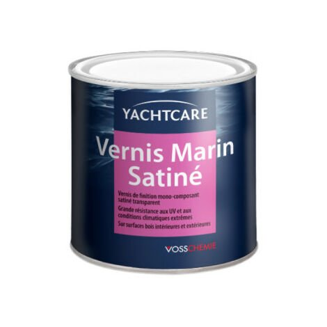 """main image of """"Vernis marin YACHTCARE - satiné - 750 ml - Incolore"""""""