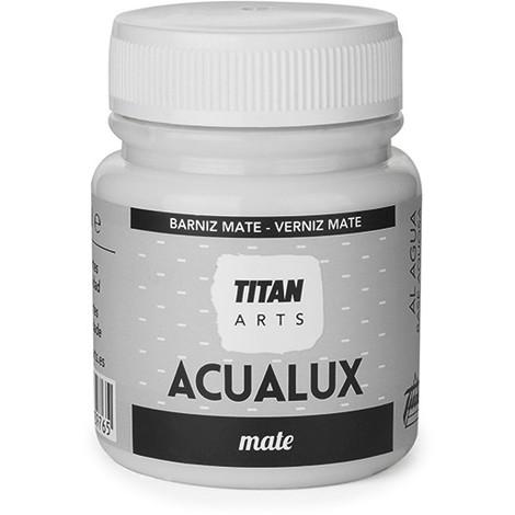 Vernis Mat Acualux Titan