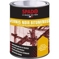 Vernis noir bitumeux Spado