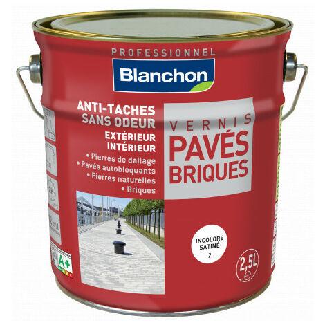 """main image of """"Vernis pavés briques incolore satiné - 2.5L"""""""