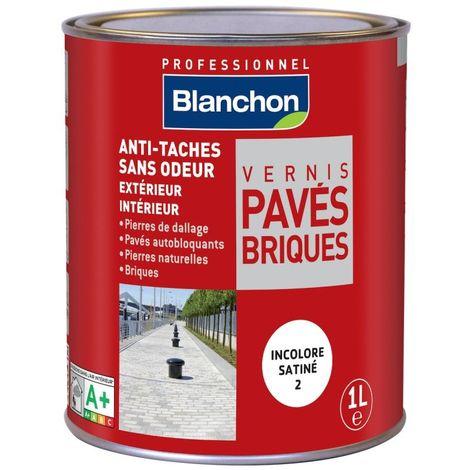 Vernis pavés-briques Mat Blanchon