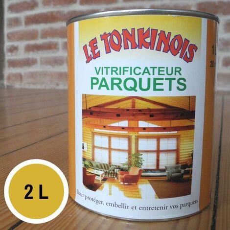 Vernis pour parquet transparent - 2 L