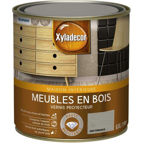 Vernis protecteur 0,5L - Meubles en bois - Xyladecor