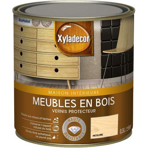 """main image of """"Vernis protecteur 0,5L - Meubles en bois - Xyladecor"""""""