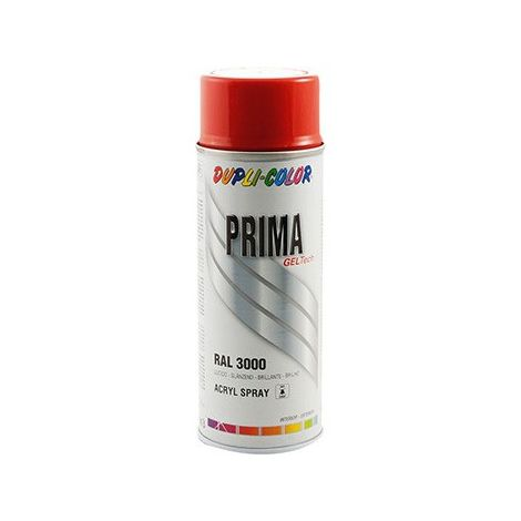 Vernis RAL3020 400 ml, rouge, gl. (Par 6)