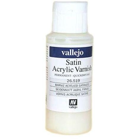 Vernis Satinée Acrylic 60 ml