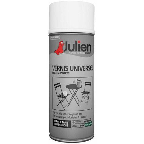 Vernis universel aérosol multi-supports - Julien