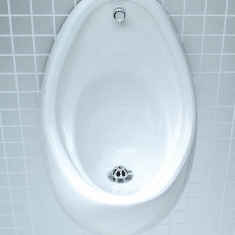 Verona Advantage Concealed Urinal 410mm Wide White