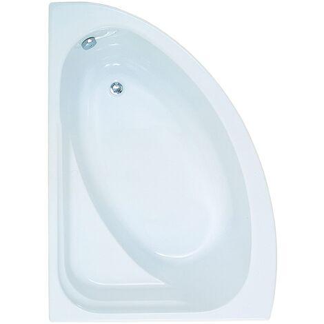Verona Orlah Offset Corner Bath 1500mm x 1040mm - Left Handed