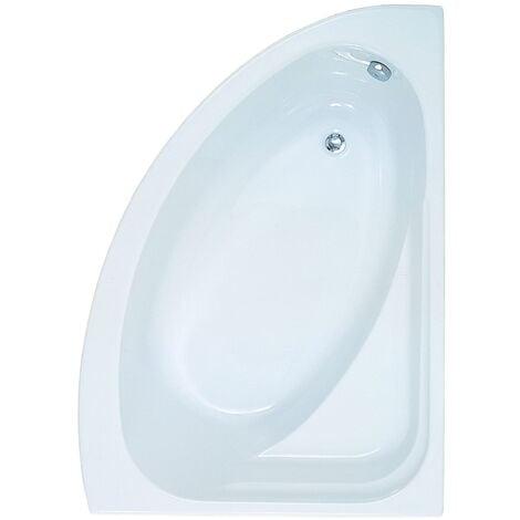 Verona Orlah Offset Corner Bath 1500mm x 1040mm - Right Handed