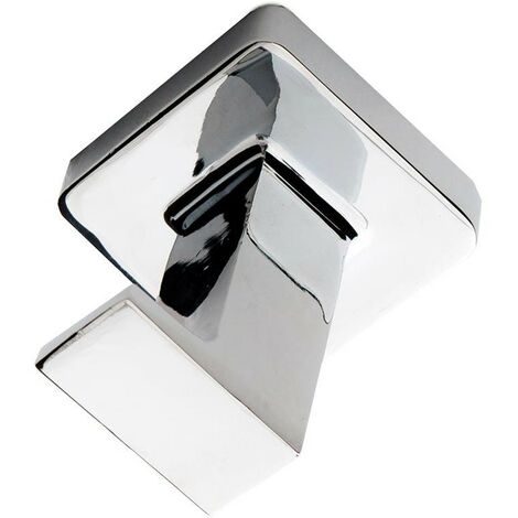 Verona Robe Hook - Chrome