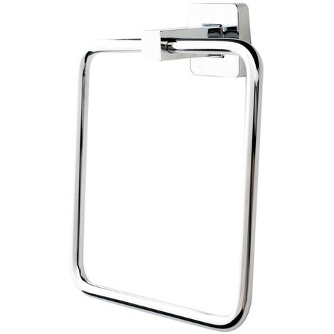 Verona Towel Ring - Chrome