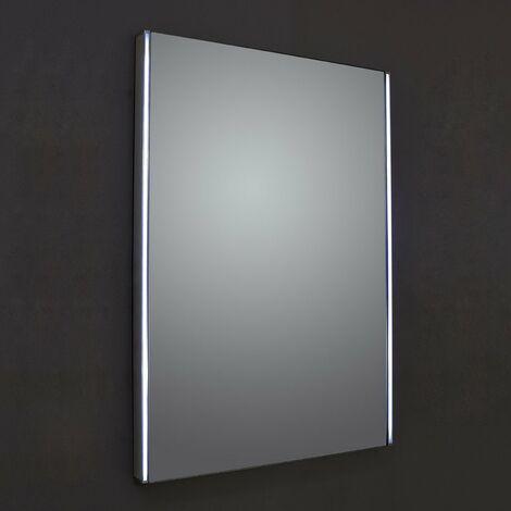 Verona Weeton LED Bathroom Mirror with Demister Pad 700mm H x 500mm W