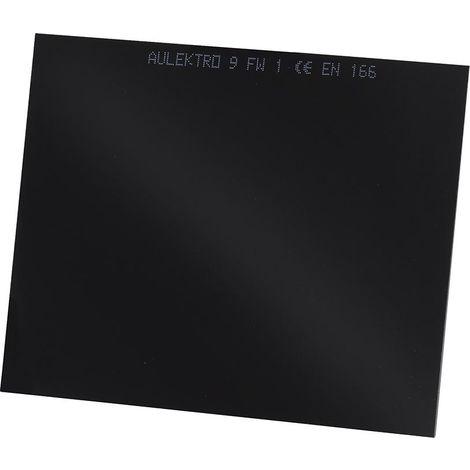 Verre de protection pour soudeur DIN13 90x110mm 1 PCS