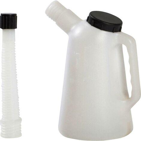 Verre doseurVerseuse de réserve 1 l;plastique