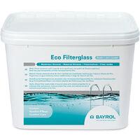 Verre filtrant Eco Filterglass Grade 1 20Kg