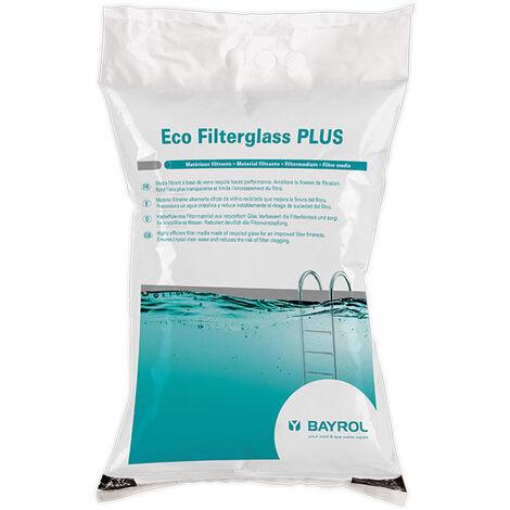 Verre filtrant Eco Filterglass Grade 2 11 kg - Bayrol