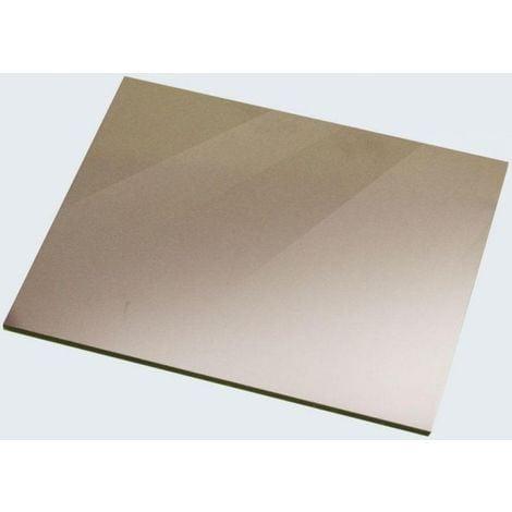 Verre Golden Protane 105x50mm teinte 15